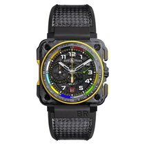 Bell & Ross Carbon 45mm Automatic BRX1-RS17 new