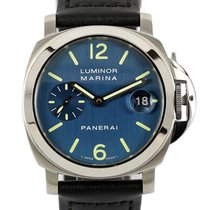Panerai 2005 pre-owned Luminor Marina Automatic