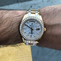 Rolex 18948 pre-owned