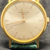 Patek Philippe Calatrava Ouro amarelo 35mm