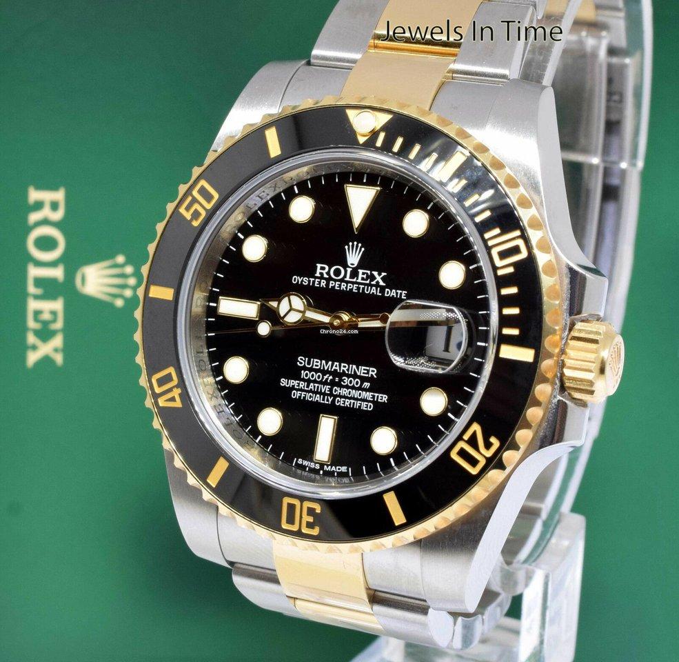 Datierung von Rolex nach Seriennummer