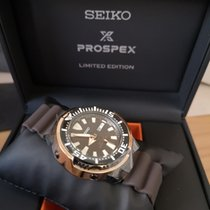 Seiko Steel 47mm Automatic SRPD14K1 new