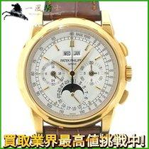 Patek Philippe 5970J-001 Yellow gold Perpetual Calendar Chronograph 40mm pre-owned