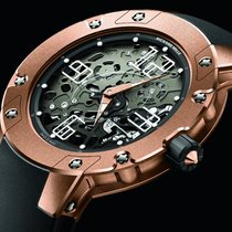 Richard Mille RM 033 Roségold 2015 45.7mm gebraucht