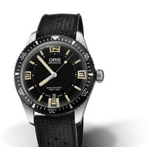 Oris Divers Sixty Five new Automatic Watch with original box and original papers 01 733 7707 4064-07 4 20 18