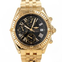 Breitling Crosswind Racing Yellow gold 44mm Black Roman numerals United States of America, Maryland, Baltimore, MD