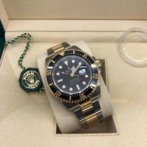 Rolex Sea-Dweller Acero y oro 43mm Negro Sin cifras España, barcelona