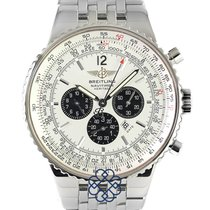 Breitling A35350 Steel 2005 Navitimer Heritage pre-owned
