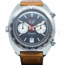 Heuer Steel 42mm Automatic 1163 pre-owned Singapore, Singapore