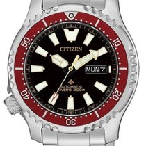 Citizen new Automatic 42mm Steel