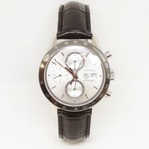 TAG Heuer Carrera Calibre 16 Steel 41mm Silver No numerals United States of America, Ohio, Westerville