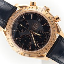 Omega Rose gold Automatic 40mm new Speedmaster Date