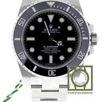 Rolex Submariner (No Date) Steel 40mm Black