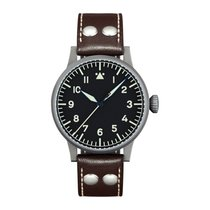 Laco Steel 42mm Automatic 861748 new