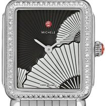 米歇尔 Deco Michele Deco II Mid Diamond, Fan Dial MWW06I000015 全新