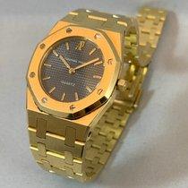 Audemars Piguet Yellow gold 26mm Quartz Royal Oak Lady pre-owned