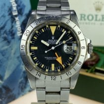 Rolex Explorer II Steel 40mm Black No numerals United States of America, Florida, Miami
