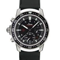 Sinn EZM 13 613.010 New Steel 41mm Automatic