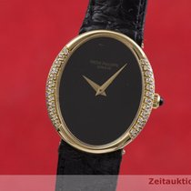 Patek Philippe Golden Ellipse 25mm Crn