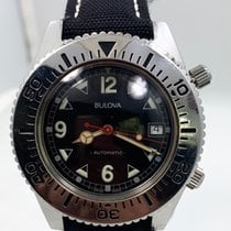Bulova Steel Automatic pre-owned