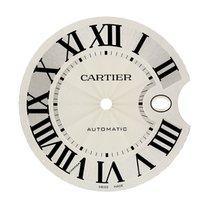 Cartier Ballon Bleu 42mm White/Black Roman Numeral Original...