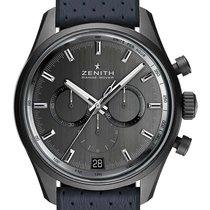 Zenith 24.2040.400/27.R796 Aluminum 2020 El Primero Chronomaster 42mm new