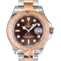 Rolex Yacht-Master Chocolate Steel/Everose Gold 40mm - 116621