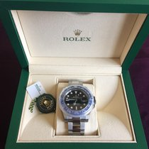 "Rolex GMT-Master II 116710 BLNR NEW ""Batman"""