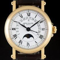 Patek Philippe Perpetual Calendar Yellow gold 36mm White Roman numerals United Kingdom, London