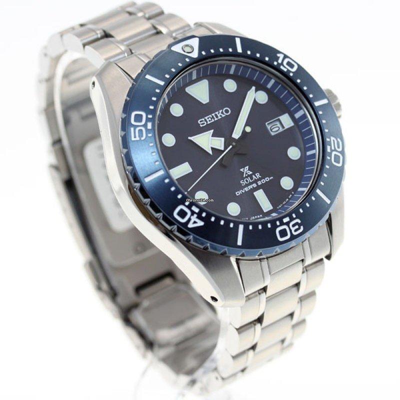 comprare a buon mercato scegli l'autorizzazione acquista lusso Seiko Prospex Diver Solar 200mt SBDN017J1