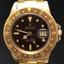 Rolex GMT-Master 16758 Eye Of The Tiger,  nipple dial