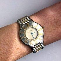 Cartier 21 Must de Cartier Gold/Steel United States of America, New York, Woodside
