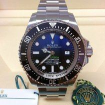 Rolex Sea-Dweller Deepsea D-Blue - 2018 Unworn