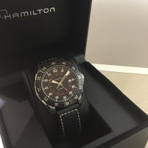 Hamilton Steel Automatic H76755735 new