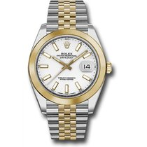 Rolex Datejust (Submodel) new 41mm Gold/Steel