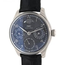 IWC Portoghese Iw503301 White Gold 44.2mm