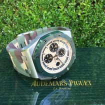 Audemars Piguet Chronograph 44mm Automatic 2018 new Royal Oak Offshore Chronograph Champagne