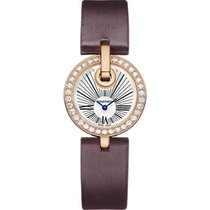 Cartier Captive de Cartier Or rose 27mm Argent Romain