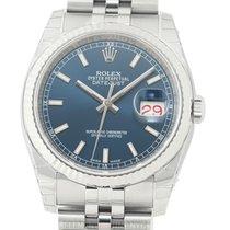 Rolex Datejust novo Automático Relógio com caixa e documentos originais 116234