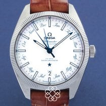 Omega Globemaster Steel United Kingdom, Kingston Upon Hull