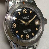 Bulova Ατσάλι 35mm Αυτόματη μεταχειρισμένο