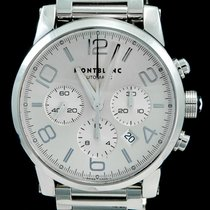 Montblanc Chronographe 43mm Remontage automatique 2014 occasion Timewalker Gris