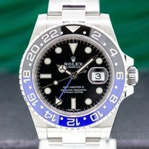 "Rolex 116710BLNR GMT Master II Ceramic Black & Blue ""Batman""..."