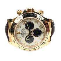 Rolex Daytona Yellow gold 40mm White Arabic numerals United States of America, California, La Jolla