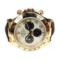 Rolex 116518 Yellow gold Daytona 40mm pre-owned United States of America, California, La Jolla