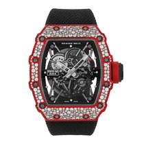 Richard Mille RM35-02 Carbon 2019 RM 035 49.94mm neu