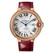 Cartier Ballon Bleu 42mm new Watch with original box and original papers WJBB0035