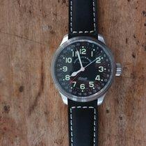 Zeno-Watch Basel Acier 47mm Remontage automatique 8554 nouveau