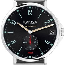 NOMOS Tangente Neomatik Steel 42mm Black United States of America, New York, Airmont