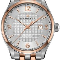 Hamilton H42725151 Steel 2019 Jazzmaster Viewmatic 44mm new